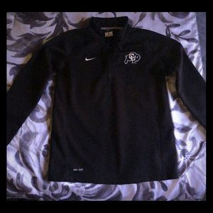 Colorado Buffaloes Nike Dri-Fit Jacket Medium